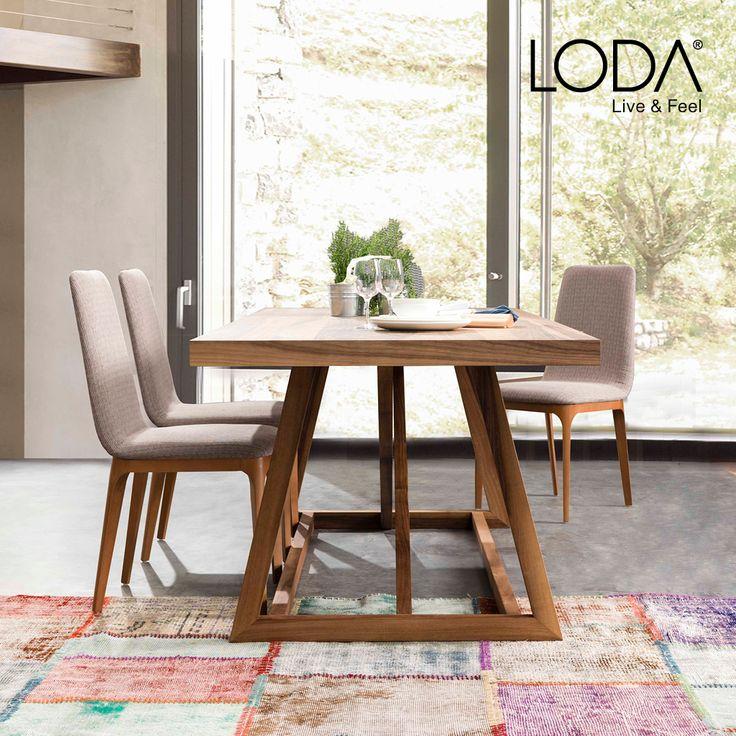 Space Masa / Space Table /  #mobilya #furniture #tasarım #dekorasyon #stil #style #design #decoration #home #homestyle #homedesign #loft #loftstyle #homesweethome #diningroom #livingroom #yemekodası #ahsapmobilya #lodamobilya