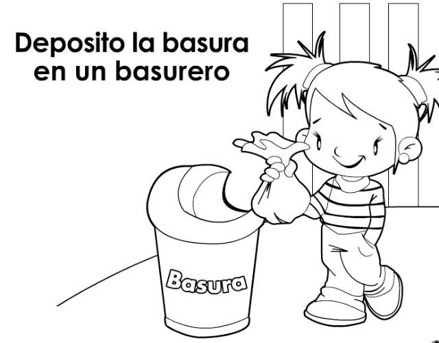 Pin By Lori Lasee On Escolares Kids English Coloring Pages To Print Children Illustration