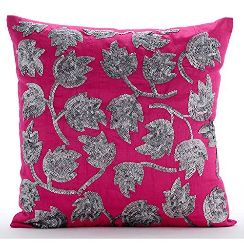 Luxury Pink Pillow Cases, Sequins Tulip Flower Pillows Co... https://www.amazon.com/dp/B016H8VEZ8/ref=cm_sw_r_pi_dp_x_zA09yb7JNER7Z