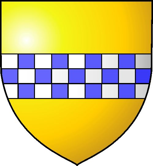 Arms of the Great Steward (haplogroup R1b1a2a1a2c1i1a) until 1371