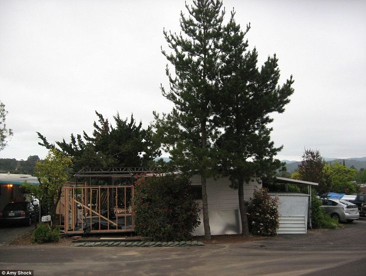 LA Designer Buys Trailer Park Home And Tricks It Out