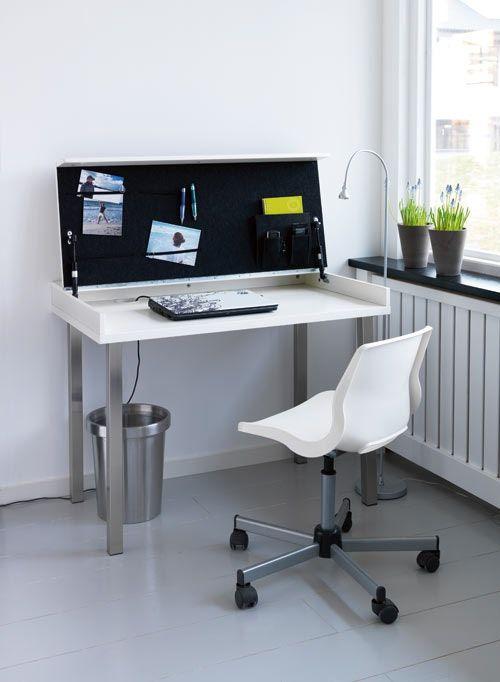 Ikea folding desk (vika veine) —