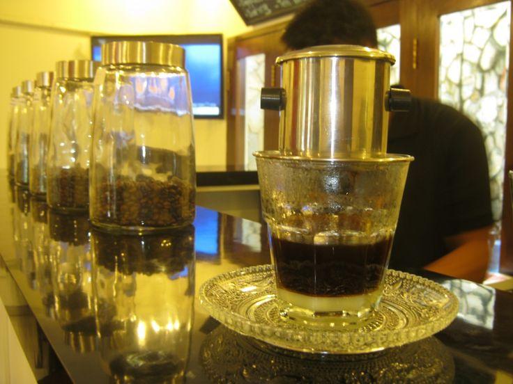 cangkir kopi barista