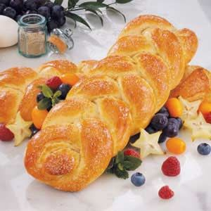 Norwegian Cardamom Braids (sweet bread, sooo delicious!)