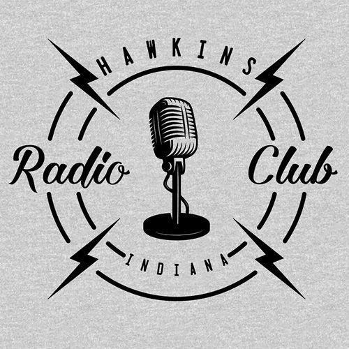 Netflix Stranger Things Hawkins A.V. Club T-Shirt