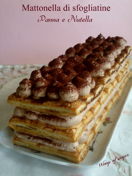 376 Best Pasta Sfoglia Dolce Sweet Puff Pastry Images On