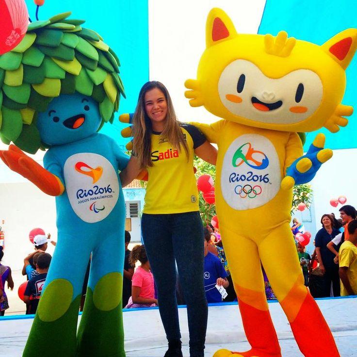 Judo Crazy: Meet the 2016 Rio Paralympics & Olympics Mascots