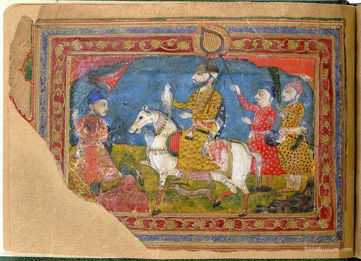 Artifacts from period of Guru Gobind Singh