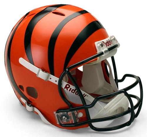 Ken Carbone helmets by Fast Company, via Flickr: Nfl Helmets, Nfl Football, Football Helmets, Bengal Helmets, Nfl Team, Cincinnati Bengal, Bengal Helment, Bengali Cincinnati, Team Helmets