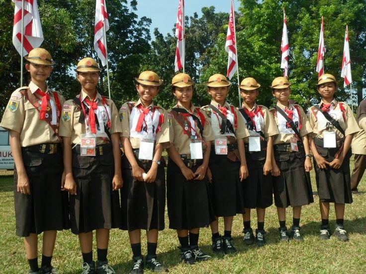"""Singa - Teratai """"pasukan Gerilya"""" 2012: Kenangan Lomba Tingkat Nasional(LTV) bersama Singa - Teratai """"Pasukan Gerilya"""" Kalimantan Selatan"""