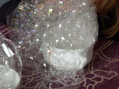 Faire des bulles de savon: trucs et astuces