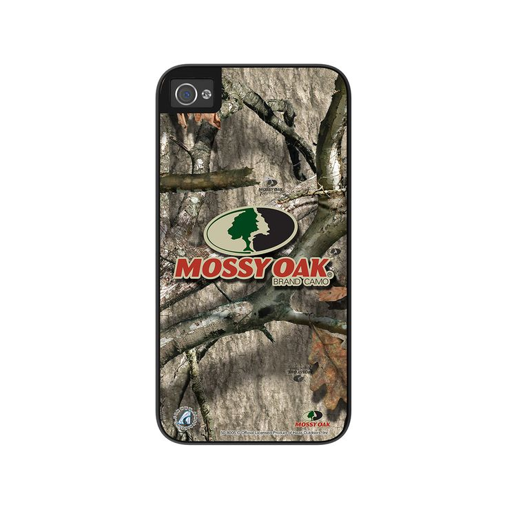 Airstrike® Camo Phone Case Mossy Oak Tree Stand iPhone 5s Case, Mossy Oak Camo iPhone 5 Case, Mossy Oak iPhone Case Protective Phone Case-50-8005