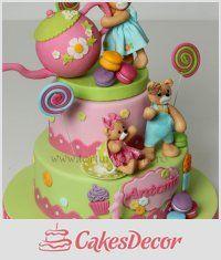 Viorica Dinu cake