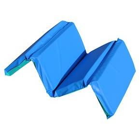 "KinderMat® Children's Rest Mat - Reversible Blue/Green (2x19x44"") : Target"