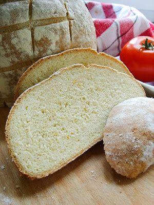 Twoje&Moje: Chleb z ciecierzycą