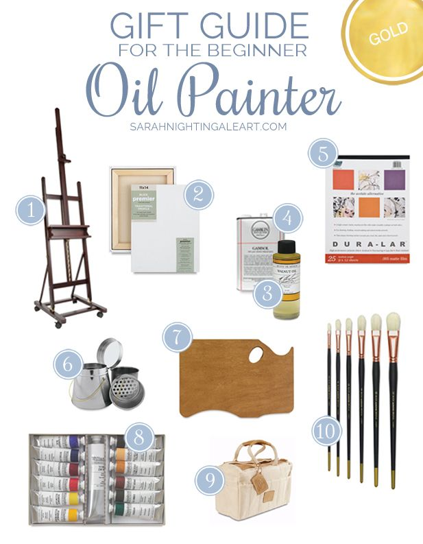 119 best artist materials images on pinterest painting for Oil painting instructions for beginners