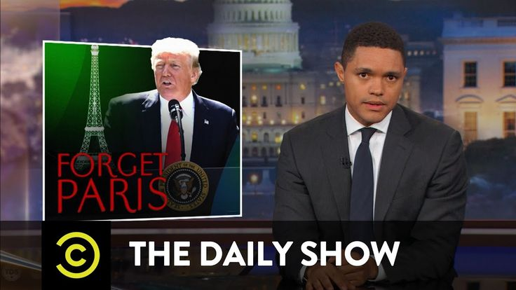 A fool will always make the wrong decision and Trump is a fool! ==  Trump Tells Earth to Go F**k Itself: The Daily Show