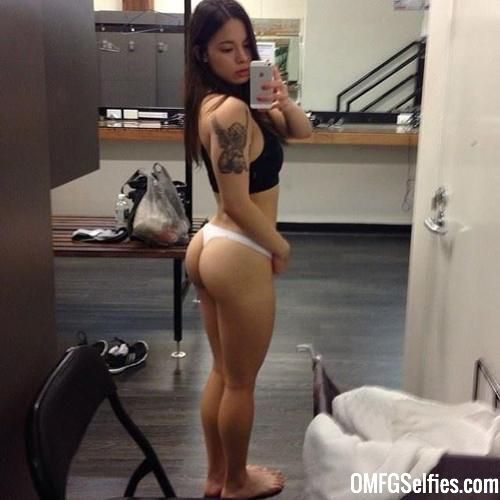 Phat ass self pics nude