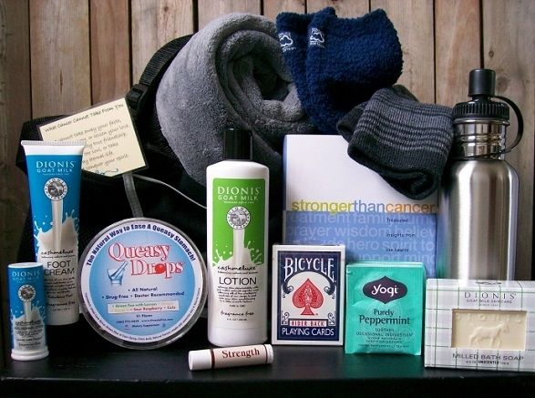 Mens Chemo Comfort And Care Package