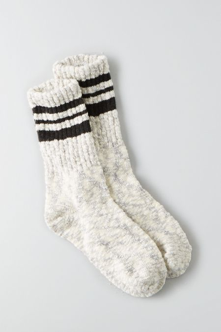 Step into head-to-toe AEO.  Shop the AEO Crew Socks  from American Eagle Outfitters. Check out the entire American Eagle Outfitters website to find the best items to pair with the AEO Crew Socks .