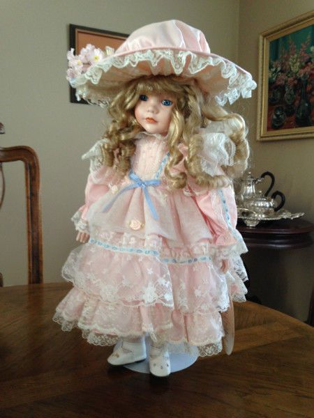 Eaton Beauty Doll For Sale Canada Chitku Ca Flower