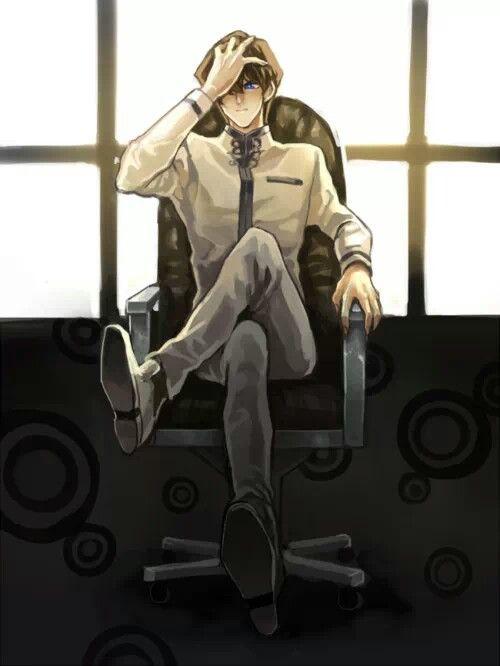 (how I feel when one of my master plans is foiled) Seto Kaiba [ fan art ]