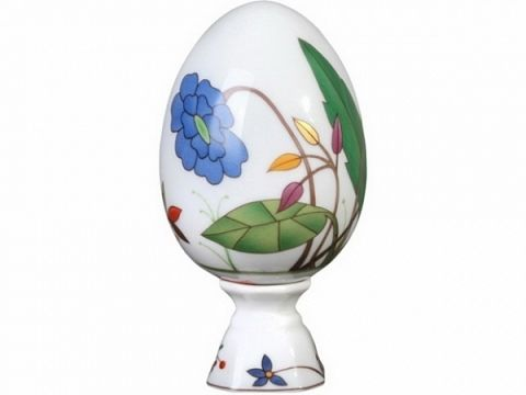 26 best easter gifts images on pinterest easter gift porcelain porcelain collectible easter egg on stand sunny flower negle Image collections