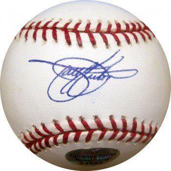 Todd Helton Autographed Baseball - Autographed Baseballs by Sports Memorabilia. $100.88. Todd Helton Autographed Baseball. Save 16% Off!