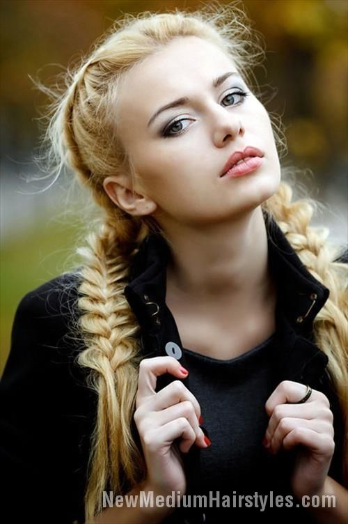 17 Best Ideas About Pigtail Hairstyles On Pinterest