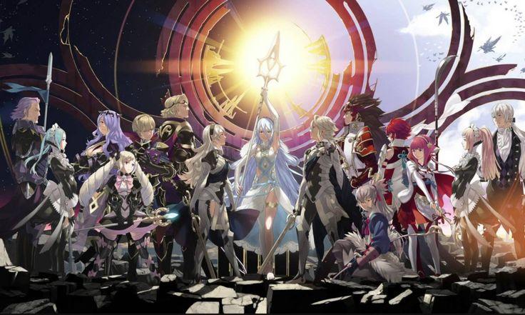 Fire Emblem Fates llegará a Europa en tres versiones