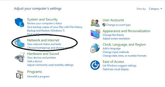 TechnoScience With AB: How to fix WIFI problem in Windows 10