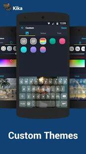 Kika Emoji Keyboard Pro + GIFs- screenshot thumbnail