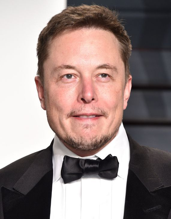 Commentary: In a couple of well-timed April 1 tweets, the Tesla and SpaceX CEO chuckles at himself and his grand designs.