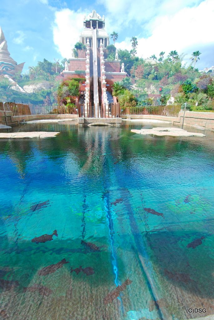 Siam Park, Tenerife.. Want to go here next year!!!!!!
