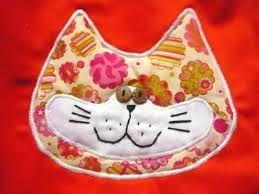 Znalezione obrazy dla zapytania paczwork koty