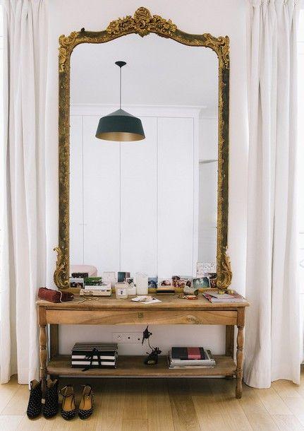 Home Accessory: Tumblr Mirror Home Decor Home Furniture Furniture ähnliche  Tolle Projekte Und Ideen Wie