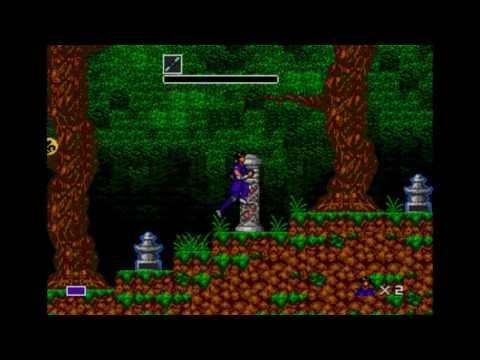 Failed at playing Mystic Defender (SEGA Genesis)