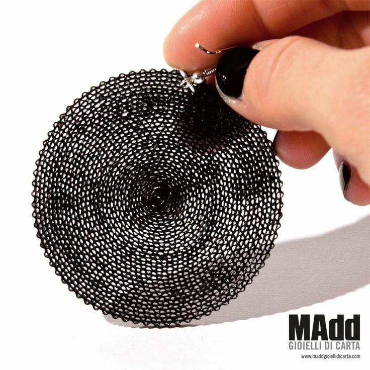Favoloso Oltre 25 fantastiche idee su Gioielli di perline di carta su  ED73
