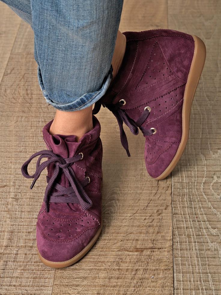 Exceptionnel 195 best Isabel Marant images on Pinterest | Shoes, Shoe wedges  QT77