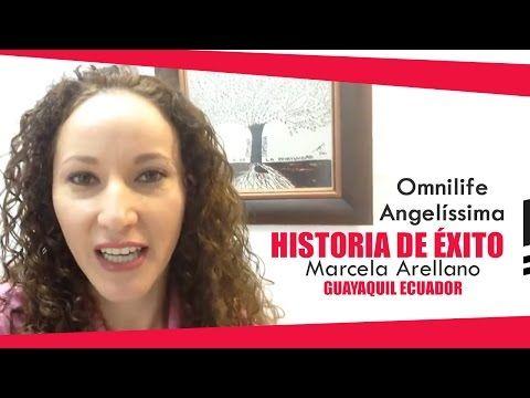 Historia de éxito Omnilife Marcela Arellano - http://www.redgrupoangeles.com/historia-de-exito-omnilife-marcela-arellano/