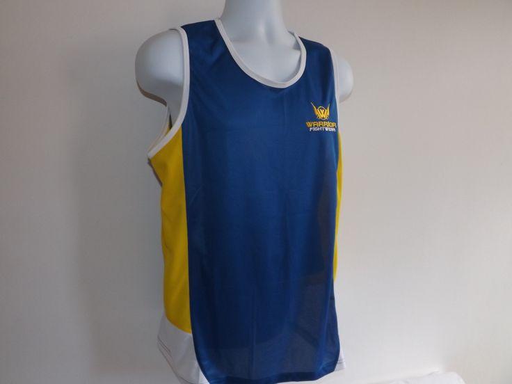 Boxing Vest Warriorfightwear