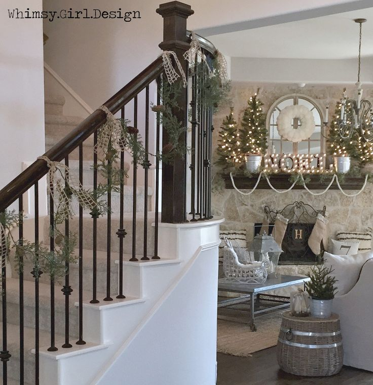 ❤️Love the burlap & greenery garland!!❤️ Happy Monday, everyone! Hope you had a relaxing weekend! I have something fun for you today and I am so excited about it! Today...