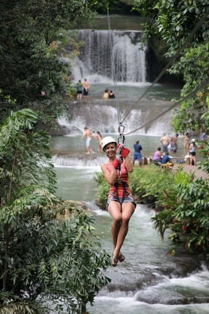 Need to do more than get a tan? Spend your vacation having fun at these attractions and tours in Jamaica!   Location: YS Falls, St. Elizabeth
