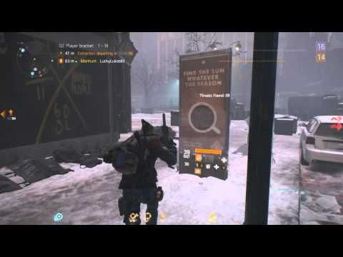 Tom Clancy's The Division - level 14 rouge fun  part 2 ;)