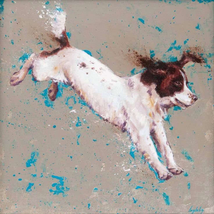 Best 128 dog art to aspire to ideas on pinterest dog art dog stockbridge gallery dogs in art has a selection of artworks by catherine ingleby as well as many other canine specialist artists solutioingenieria Gallery