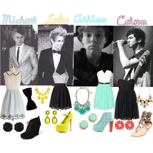 """5SOS Preference"" by amh143 on Polyvore"