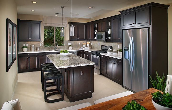 Residence 1a New Home Plan In Valencia At Escaya By Lennar Kitchen Design Small Kitchen Interior Kitchen Room Design