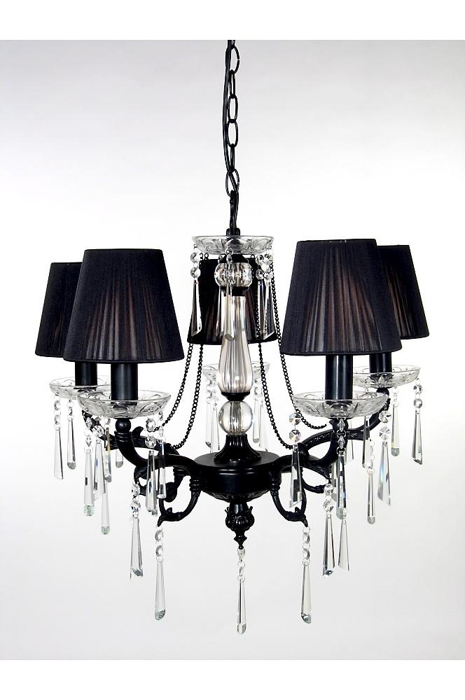 90 best Chandaleirs images on Pinterest   Black chandelier ...