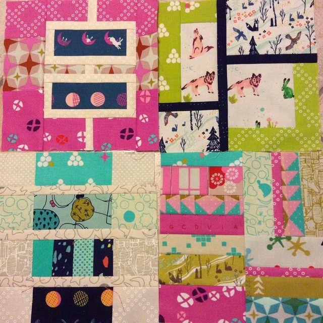 42 best Patchwork City images on Pinterest   Jelly rolls, Mosaic ... : quilt city - Adamdwight.com
