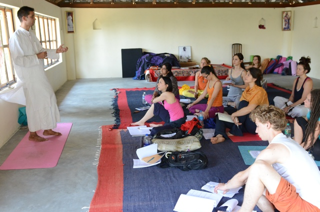 Dharamsala, India, 2012: 2012, India, Yoga